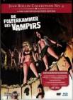 Die Folterkammer des Vampirs - Mediabook [BR+DVD] NEU+OVP