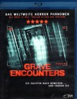 GRAVE ENCOUNTERS Blu-ray - Founf Footage Horror Hit