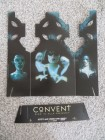 The Convent (Aufsteller aus Pappe) Mike Mendez Rarität