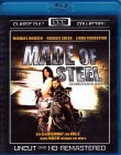 MADE OF STEEL Blu-ray Charlie Sheen Biker Undercover Cop