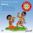 4 Märchen aus Afrika: Audio-CD – 2009 OVP