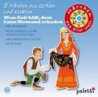 5 Märchen aus Serbien und Kroatien - Audio CD OVP