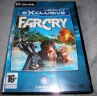Far Cry 1  PC-DVD PEGI16 (FarCry - Ubisoft Exclusive)