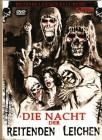 Die Nacht der reitenden Leichen 2-DVDs im Schuber Ovp