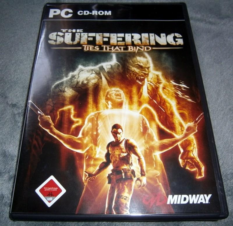 Ties That Bind PC-CD-Rom USK18 (Suffering