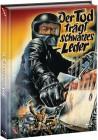 Der Tod trägt schwarzes Leder - 2DVD/BD Mediabook Lim 299OVP