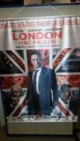 London has fallen - STOFFBANNER 138×100 xxl banner