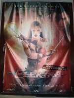 Elektra - gr. STOFFBANNER 167×119 xxl banner + Bonus