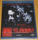 Saw Director's Cut Blu-ray Neu & OVP