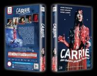 Carrie - gr DVD/BD Hartbox B Lim 99 OVP