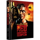 Red Scorpion - DVD/BD Mediabook A Waffe Lim 333 OVP