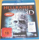 Hellraiser: Revelations - Die Offenbarung 3D Blu-ray