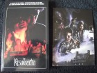 THE RESURRECTED EVIL DEAD BLU-RAY OFDB HARTBOX COVER A NEU