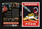 Pieces - Mediabook A (Blu Ray+DVD) NEU/OVP