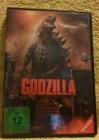 Godzilla Remake DVD