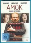 Amok - Ignoriert. Unterschätzt. DVD Christian Slater NEU/OVP