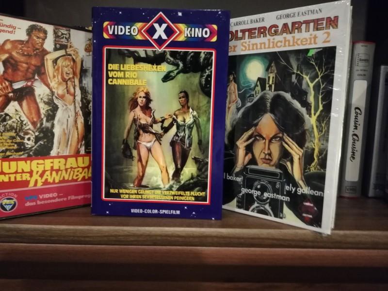 X-Rated Die Liebeshexen vom Rio Cannibale 195 Steffen Wilson