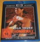 Ironheart - Classic Cult Edition Bolo Yeung Blu-ray