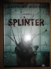 Splinter , Mediabook,uncut, deutsch, Blu-Ray