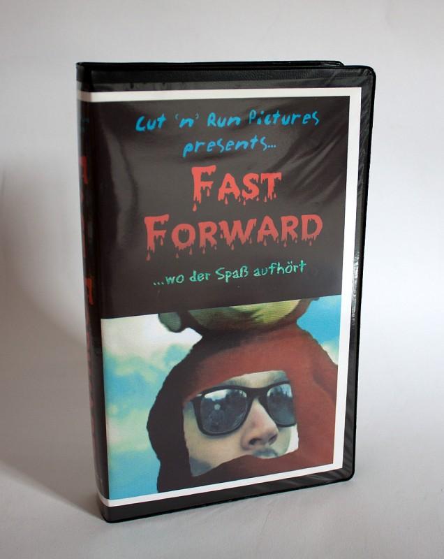 Fast Forward (Amateur Horror, VHS) - Deutsch-Trash -