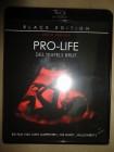 Pro - Life, Black Edition, deutsch+uncut, Blu-Ray
