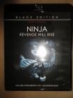 Ninja Revenge will Rise,Black Edition,deutsch+uncut,Blu-Ray