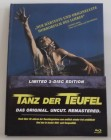 Mediabook : Tanz der Teufel - Lim 3Disc Ed blau - BD