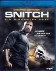 SNITCH Ein riskanter Deal - Blu-ray Dwayne Johnson Action