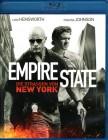 EMPIRE STATE Blu-ray - Chris Hemsworth Dwayne Johnson Action