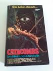 Catacombs(David Schmoeller)Empire/VPS Hartbox no DVD uncut !