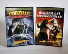 Godzilla Vs. Hedorah / Godzilla Vs. Mechagodzilla (US,uncut)