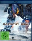 PACIFIC RIM Blu-ray -Gillermo del Toro SciFi Mechas Action