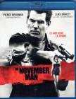 THE NOVEMBER MAN Blu-ray - Pierce Brosnan Spionage Thriller