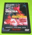 Andy Warhol Dracula und Frankenstein DVD - 2 DVDs - Uncut