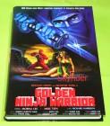 Golden Ninja Warrior DVD - große Hartbox -