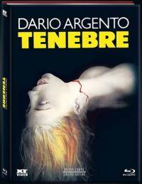 Dario Angento Tenebre Mediabook uncut