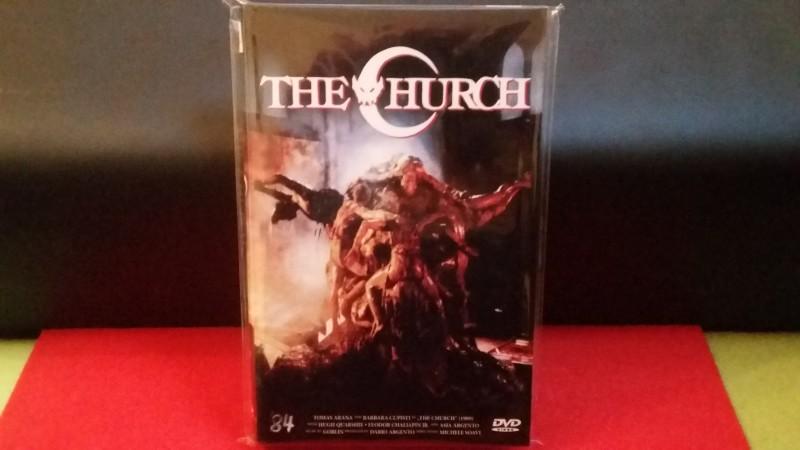 The Church! Große Hartbox - Leerbox! Cover D! Lesen!