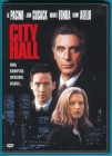 City Hall DVD Al Pacino, John Cusack Bridget Fonda NEUWERTIG