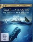 DIE WALE VON ATLANTIS Blu-ray - Moby Dick Jules Verne Doku