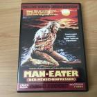MAN-EATER - DER MENSCHENFRESSER DVD uncut