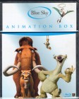 BLUE SKY ANIMATION BOX 5x Blu-ray ICE AGE 1-3 ROBOTS HORTON