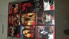 dvd horror sammlung 9 dvd's in sehr guten zustand