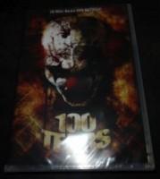 100 Tears , DVD neu ovp - UNCUT