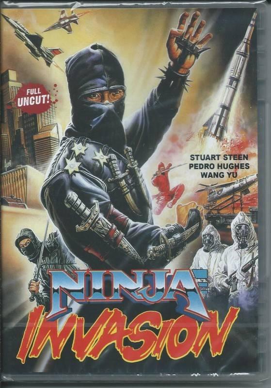 Ninja Invasion - uncut