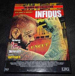 Infidus - The Hard Art Collection, UNCUT