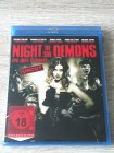 NIGHT OF THE DEMONS(KLASSE REMAKE)BLURAY  UNCUT