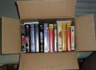 26 VHS Filme Sammlung