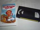 Eine Nervensäge gegen Alle -VHS-