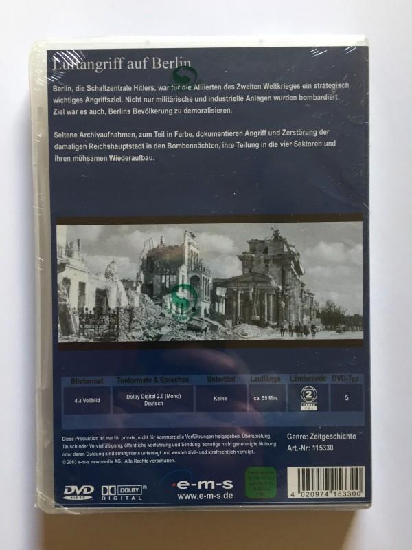 Der zweite Weltkrieg - Luftangriff auf Berlin | OVP