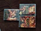 Feast, Feast II und Feast III 3 DVDs
